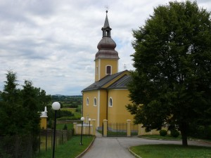 Church-of-St-Anna, -Rozga